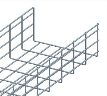 Wire Mesh Cable Tray AF150